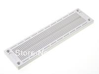 10pcs/lot Mini Breadboard 700 Tie-point Points Holes Solderless PCB Bread Board SYB-120