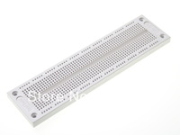 10pcs/lot Mini Breadboard 700 Tie-point Points Holes Solderless PCB Bread Board SYB-120