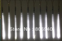 LED-SMD-Meteor rain light 80CM 12V 72LED Tube 3528 SMD Snowfall Meteor Rain Outdoor Light White 10pcs/1set
