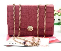Women's handbag crocodile pattern shoulder bag messenger bag hot-selling