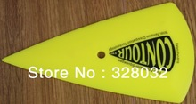 Pointed end Scraper squeegee tool tools for Car vinyl Film wrapping size 15*8.50cm 2pcs China Post Air Mail free shipping(China (Mainland))
