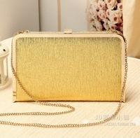 2013 box bag small bag sweet day clutch  women's bags