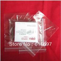 Fashion Small jewelry bag Valve bag 7 * 10 * 20 silk 3000pcs/lot 03 high-grade packaging plastic bags Small seal bag  wholesale