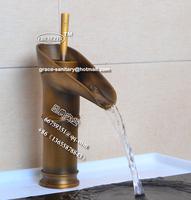 Fashion rustic faucet fashion vintage waterfall faucet basin