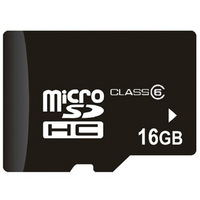 Unisex card tf micro sd 16g ram card mobile phone memory card general