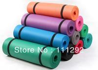 Yoga yoga mat Thickening 10 mm yoga mat lengthen the yoga mat yoga mat fitness mat mat on sale Free shipping 2pcs