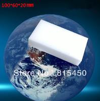 Free Shipping 20pcs/lot Magic Sponge Eraser Melamine Cleaner,multi-functional Cleaning 100x60x20mm