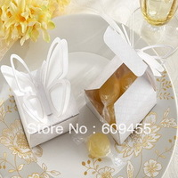 "NEW ARRIVAL+""Sweet Butterfly"" 3-D Butterfly Favor Box Candy Box Cake Box Sweet Box Wedding Favors Box+100pcs/lot+Free Shipping"
