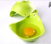 150pcs/lot Silicone Egg Poacher Cook Poach Pods Kitchen Cookware Poached Baking Cup 2Pcs Set HO043