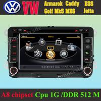 Car DVD Player GPS Navigation volkswagen Touran Transporter SEAT Leon Cupra Alteat + 3G wifi + Cpu 1GB DDR 512M + A8 chipset