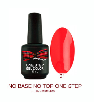 best quality one step gel polish with 285 colors