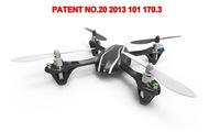 Hubsan H107+ X4 2.4G 4CH 3D 8CM Mini RC Aircraft UFO 360 Eversion Quadcopter Mini Quadcopter LED Version.