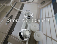 Wholesale price Fedex shipping Best Quality Stereo Earphone Mic Volume Control For SAMSUNG Galaxy S4 i9500  1000PCS/Lot