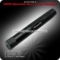 1 Set High-Power  SDLaser 303 Red Laser Pointer 650nm Rechargerable Flashlight Torch Laser