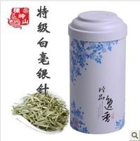 High quality 2014 Silver Needle, White Tea, Baihao Yingzheng Green tea, chinese Anti-old Tea Free Shipping