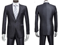 Best Selling Business Suits for Men Brand Names S-4XL  Fashion 2013