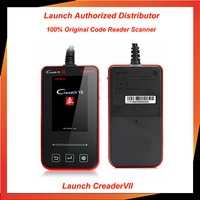 Launch Creader VII OBDII EOBD Code Reader Full System Orinal Launch CR7 Auto Fault Diagnostic Tool