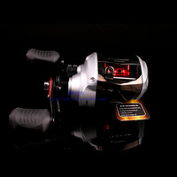 ECCODA SNBR10B 5 Ball Bearings Bait Casting Reel 6.2:1 Drum Reel Lure Fishing Reel Free Shipping