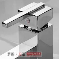Stainless steel basin faucet copper bibcock basin bathroom mixer