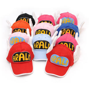 Cartoon Dolls Hat baby baseball cap small grape cap  Cartoon Charact