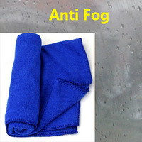 Free shipping Microfiber Towel Super Deluxe Car fog towel Wash Home Cleaning Soft Thick Cloth 25x25 3 PCS