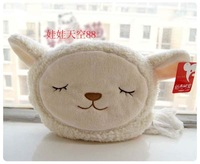 High quality plush toy dolly air conditioning blanket twinset cushion pillow