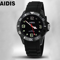 Gift quartz watch fashion waterproof sports watches mens watch jelly table fashion table