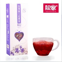 Ladyfly tea flower fruit tea white collar fruit tea blueberry fruit tea honey 180g
