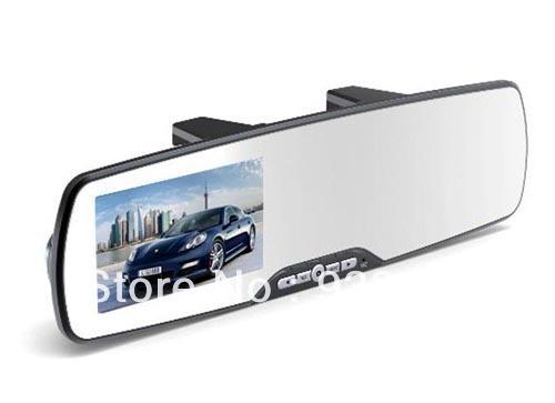 12V Car Video Mirror Driving Video Recording Camera(DVR Camera) G-Sensor 1080p Waterproof Best Web to Buy China Camara Espia(China (Mainland))