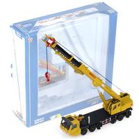 1:50 scale alloy engineering car model large crane car/truck