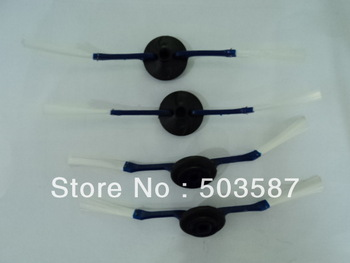 Free shipping! Lot of 4pcs high quality 2 arms sidebrush  for Roomba 400 series vacuum cleaner Robotics Discorvery, Dirt dogs.