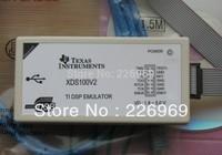 Free Shipping!XDS100V2 USB2.0 DSP emulator supports TI DSP / ARM core CCS4 CCS5 64bit