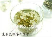 On Sale! Organic Jasmine Flower Tea, Green Tea 100g +Secret Gift+Free shipping