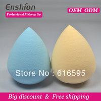 Big diccount!!  Enshion high quality cheap makeup puff, makeup sponge ball,cheap beauty products free shipping