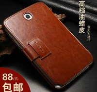 Ike  for SAMSUNG   note8.0 n5100 holsteins n5110 protective case genuine leather belt mount