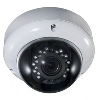 White Effio Sony CCD 700TVL 3.5-8mm Lens CCTV Waterproof Security Camera