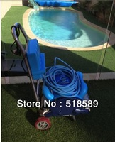 The Newest And Best Auto Swimming Pool Cleaner+Remote Controller+CE&ROHS+Free Shipping