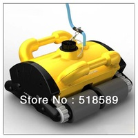 2013 good feedback Swimming pool automatic cleaning equipment,Newest type Pool intelligent vacuum cleaner with Remote controller