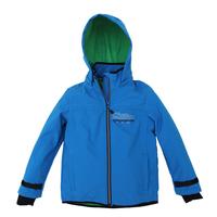 2013 Child outdoor waterproof windproof fleece softshell clothing jacket boy long-sleeve