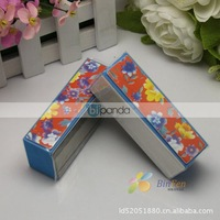 New 10pcs Nail Art/ Nail File DIY Design 4 Sides Nail Buff Sanding Sand Blocks Buffers Buffing
