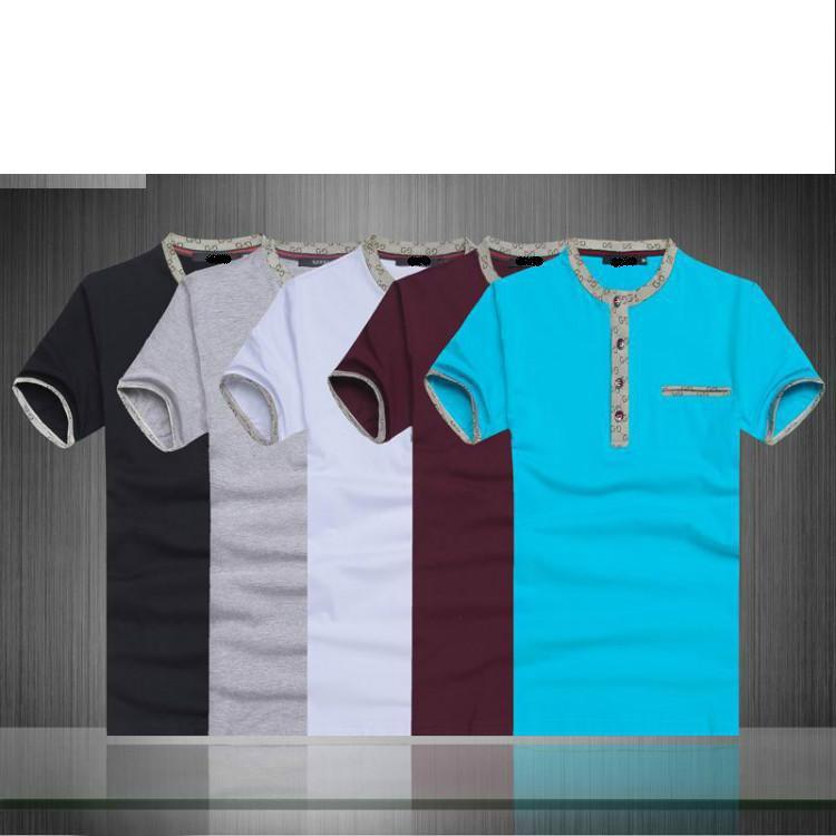 2013-New-Brand-Fashion-Casual-Mens-Short-Sleeve-T-shirt-Mans-Tee ...