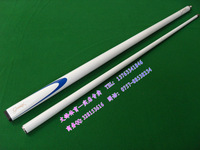 White snooker pole cue stick gramax cudweeds carbon rod cue stick