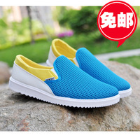 Male shoes low-top shoes breathable skateboarding shoes