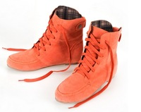 hot sale 2013 fashion autumn /winter flat heel, leisure women  martin boots free shipping