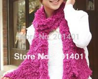 New Fashion Trend Multifunctional Magic Women's Ladies' Scarf Muffler Cape Wrap Multicolor Dropshipping 6pcs/lot