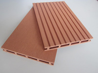 Barefoot friendly,durable outdoor wood plastic composite/wpc decking