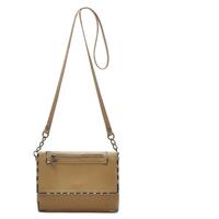 H1630 DD Vintage Retro box Brown PU Smart Messenger Bag Cross Body Free shipping wholesale drop shipping J13
