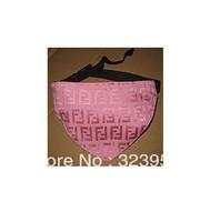 2013 Hot Sale Pink Neckerchief Fashion Pet Dog Necktie Dog Tie