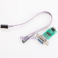 NI5L MAX232 RS232 to TTL COM Converter Adapter Module Board Upgrade Cable