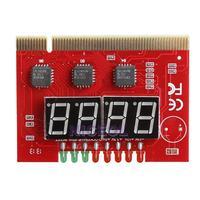 NI5L PC 4-digit Code Mainboard Motherboard Diagnostic Analyzer Tester PCI Card
